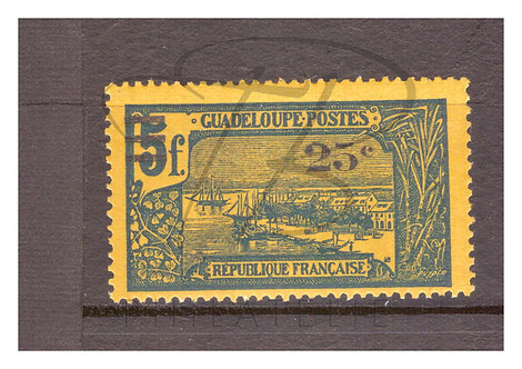 Guadeloupe n°89 , *