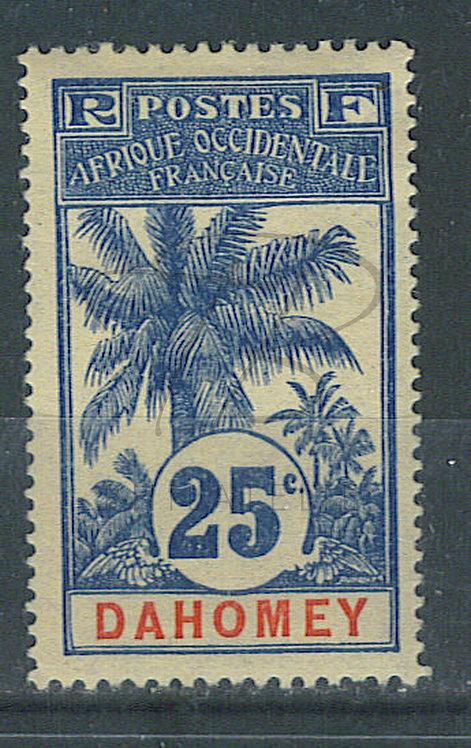 Dahomey n°24 , * (b)