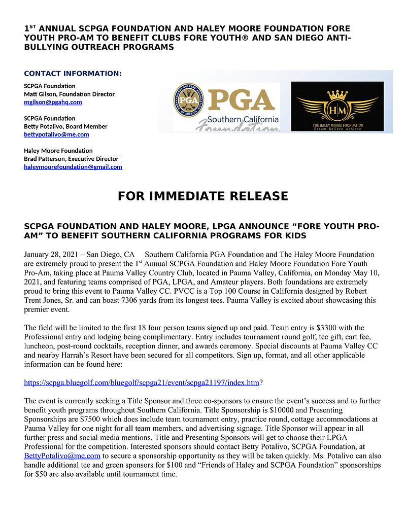 Fore Youth Pro Am Press Release-1.jpg