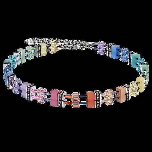 Coeur De Lion Multicolour Pastel Necklace, 28381015422.