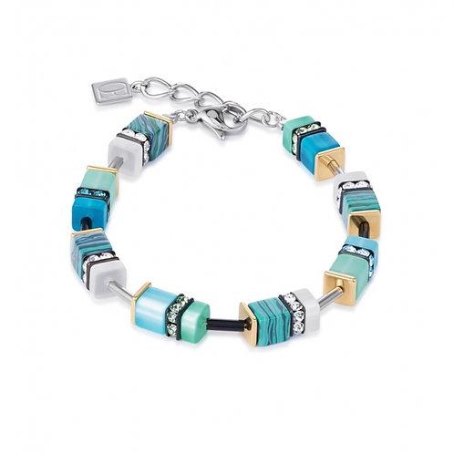 Coeur De Lion Bracelet turquoise-green, 4746300605.