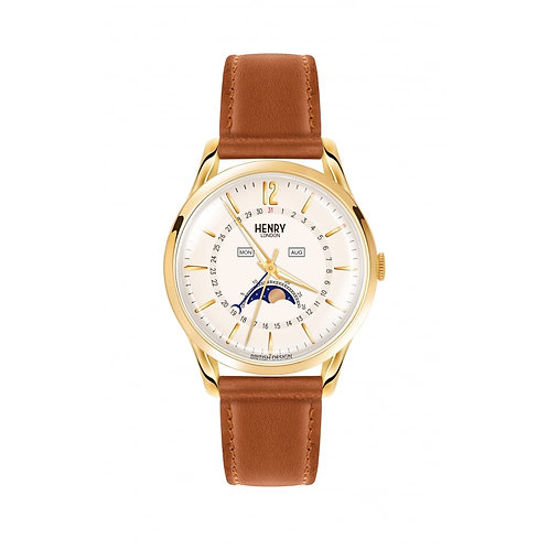 Mens Henry London Westminster Watch, HL39-LS-0148.