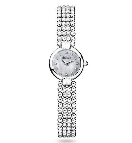 Michel Herbelin Ladies Pearl Watch, 17433/B59.