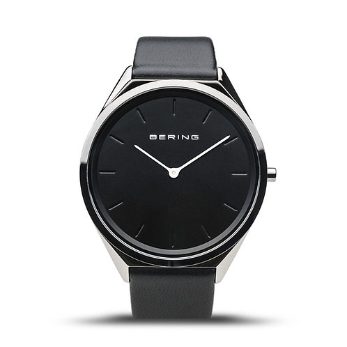 Bering Ultra Slim Stainless Steel Watch, Ref. 17039-402