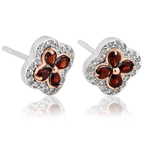 Clogau Tudor Court Earrings, 3STDCRE.