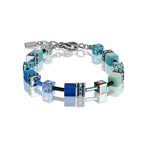 Coeur De Lion Bracelet Blue Green, 2838300705.