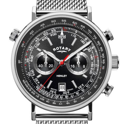 Mens Rotary Henley Watch, GB05235/04.