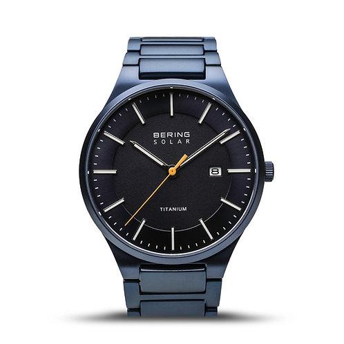 Bering Titanium Solar Watch Ref. 15239-797