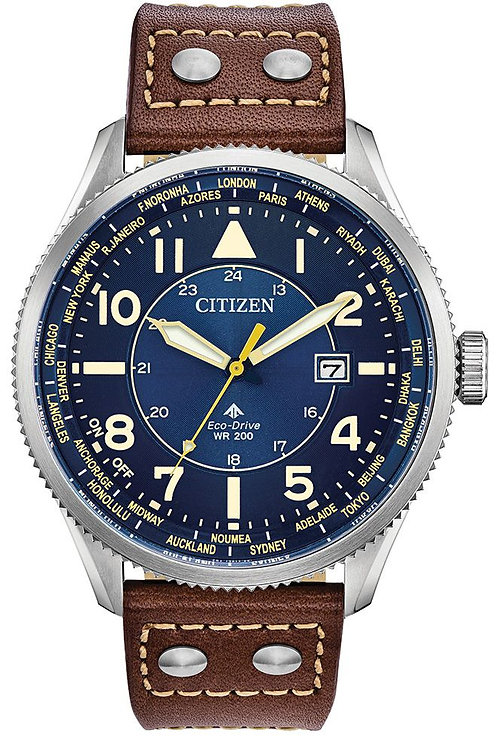 Citizen Mens Promaster Nighthawk Watch, BX1010-11L.