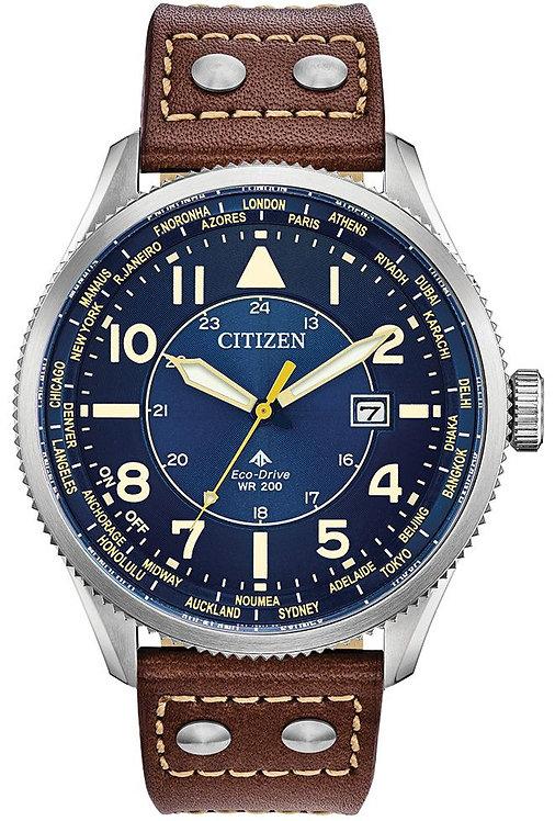 Citizen Mens Promaster Nighthawk Watch, BX1010-11L.