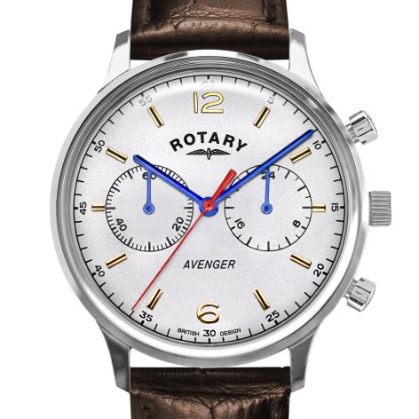 Mens Rotary Avenger Watch, GS05203/70.