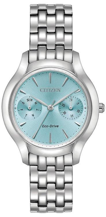 Citizen Ladies Silhouette Watch, FD4010-57L.