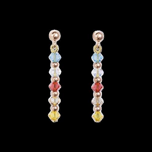 Coeur De Lion Earrings Swarovski® Crystals, 4948211522.