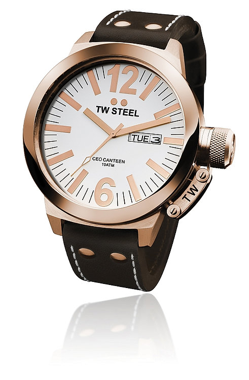 TW Steel Mens Canteen CEO Watch CE1017