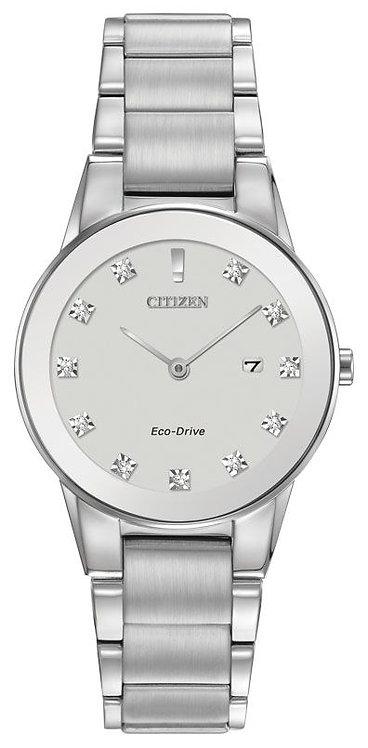 Citizen Ladies Diamond Watch, GA1050-51B