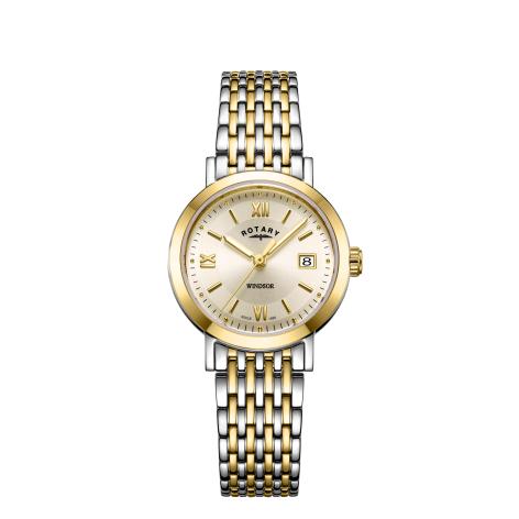 Rotary Ladies Windsor Watch, LB05301/09.
