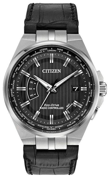 Citizen Mens World Perpectual A-T Watch, CB0160-00E.