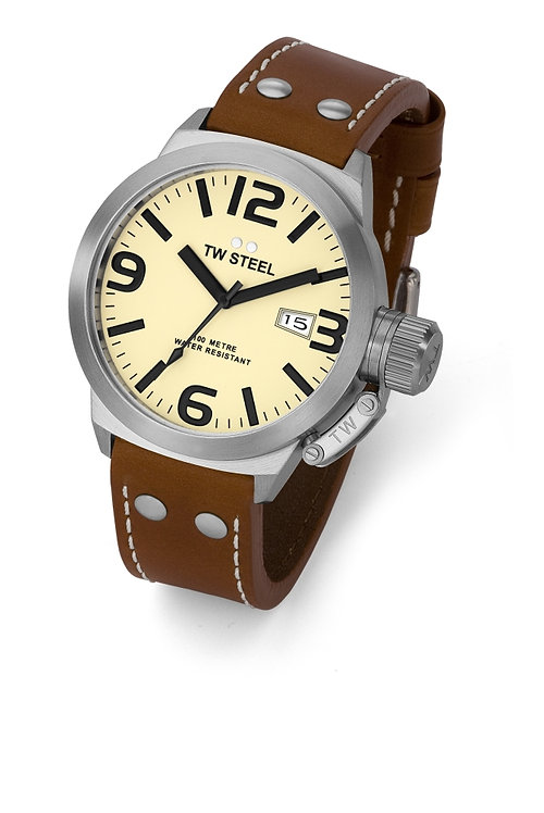 TW Steel Mens Canteen Watch TW21