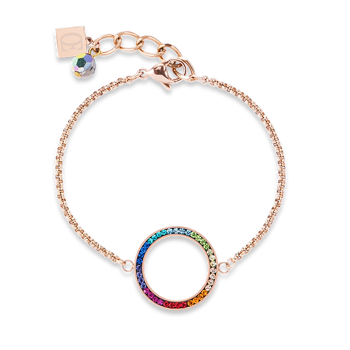 Coeur De Lion Bracelet Ring Crystals, 4957301500.