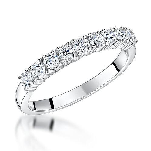 Jools Sterling Silver  CZ ring kpr10317