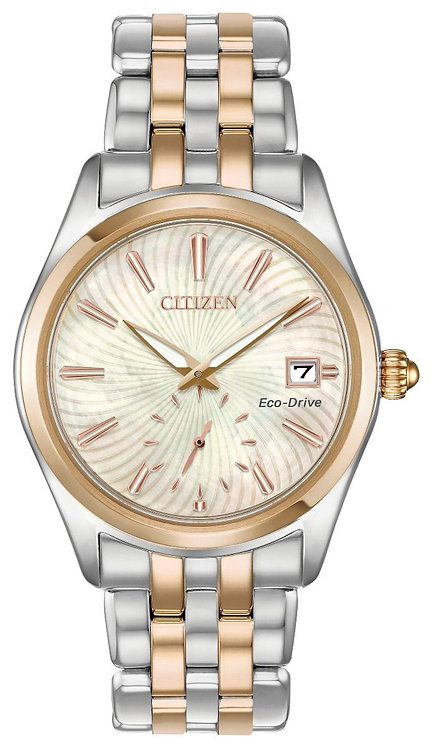 Citizen Ladies Silhouette Watch, EV1036-51Y.