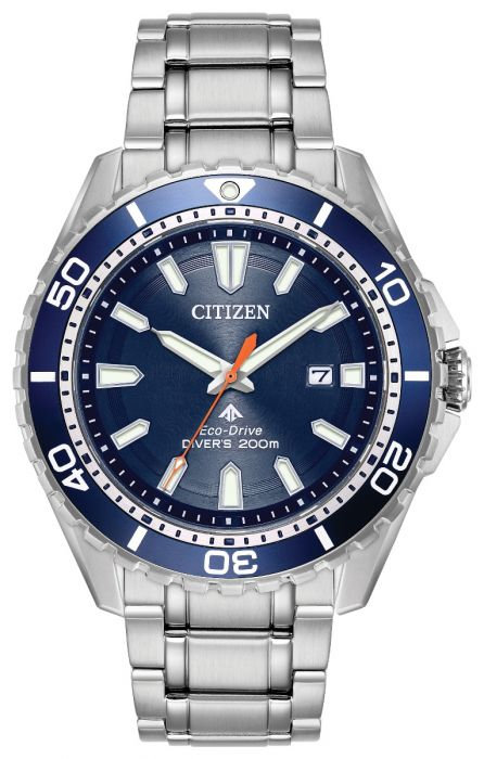 Citizen Mens Promaster Diver Watch, BN0191-55L.