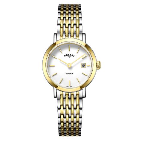 Rotary Windsor Watch, LB05302/01.