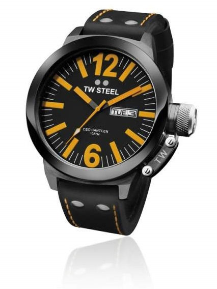 TW Steel Mens Canteen Watch, CE1027