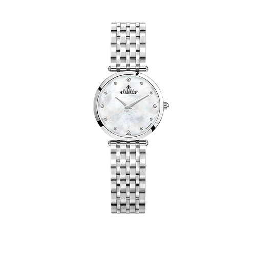 Michel Herbelin Ladies Epsilon Watch, 17116/B89.