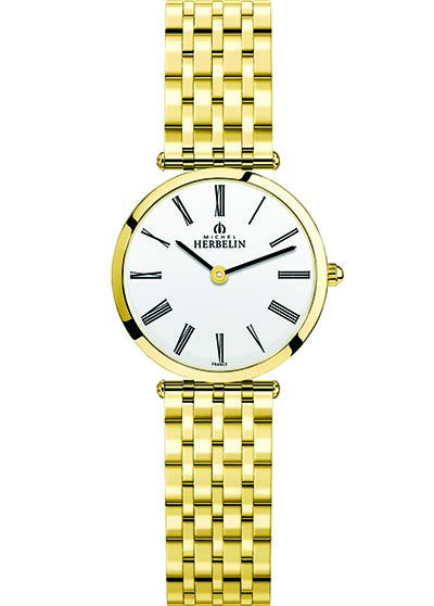 Michel Herbelin Ladies Epsilon Watch, 17116/BP01N.