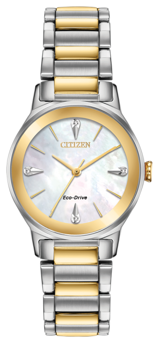 Citizen Ladies Axiom Watch, EM0734-56D.