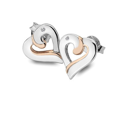 Hot Diamonds Earrings DE546