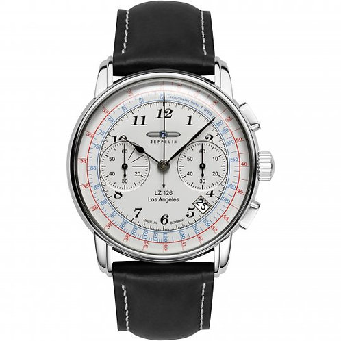 Zeppelin LS126 Los Angeles Watch, 7614-1