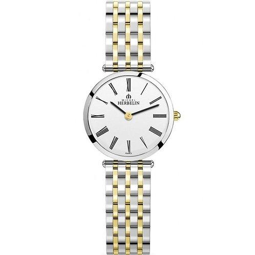 Michel Herbelin Ladies Epsilon Watch, 17116/BT01N.