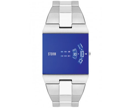 Mens Storm Watch, New Remi Sq Lazer Blue.