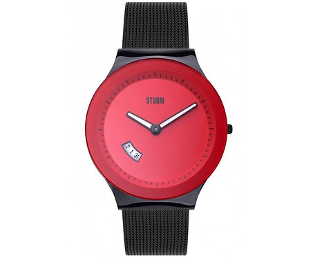 Mens Storm Watch, Sotec Slate Red.