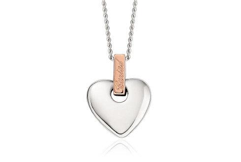 Clogau Cariad Heart Pendant, 3SCA012.