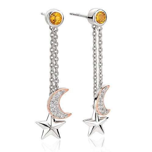 Clogau Out Of This World Earrings, 3SOTWE.