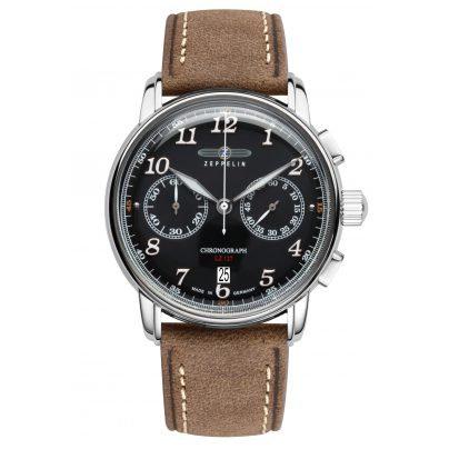 Zeppelin Watch Chronograph, 8678-2.