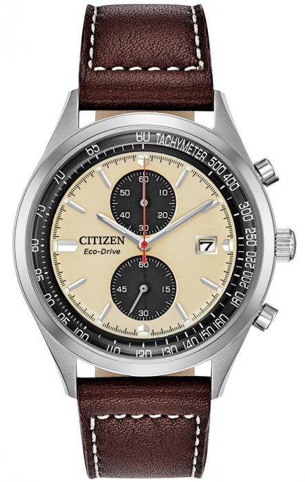 Citizen Mens Sports Watch, CA7020-07A.