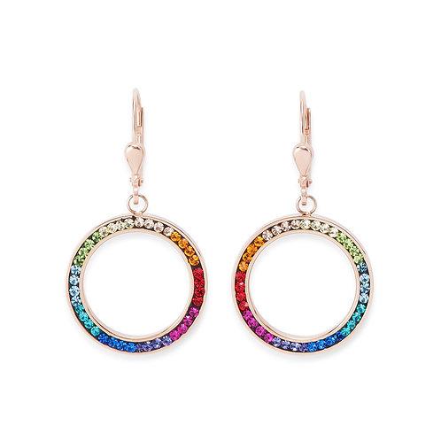 Coeur De Lion Earrings Ring Crystals, 4957201500.