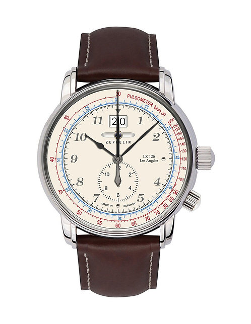 Zeppelin Watch Los Angeles LZ126, 8644-5.