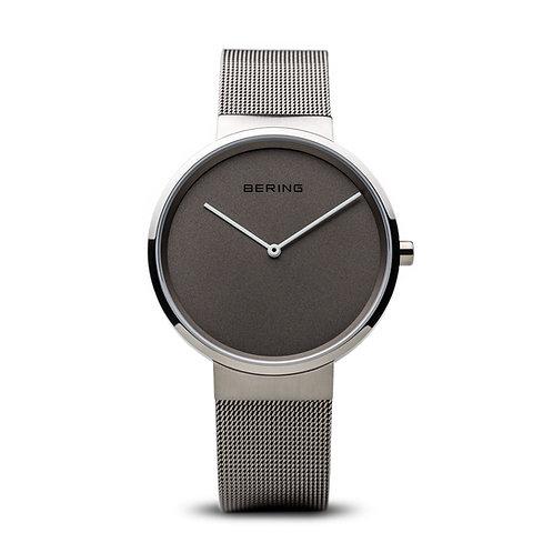 Mens Bering Stainless Steel Watch14539-077