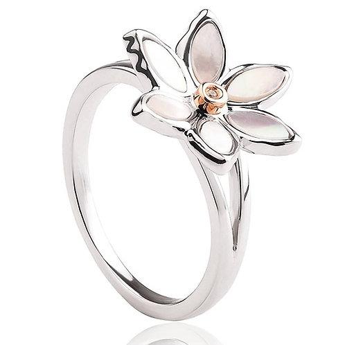 Clogau Lady Snowdon Ring, 3SNLR.