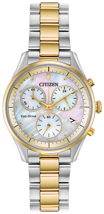 Citizen Ladies Silhouette Watch, FB1444-56D.