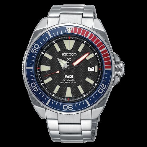 Seiko Mens PADI Automatic Divers Watch, SRPB99K1.