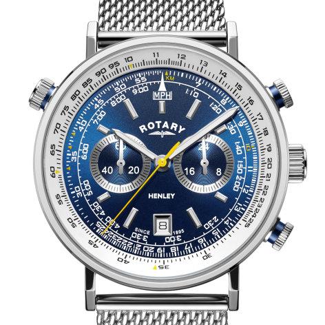 Mens Rotary Henley Watch, GB05235/05.