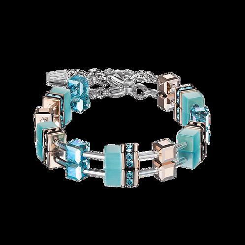 Coeur De Lion Bracelet Aqua, 4016302000.