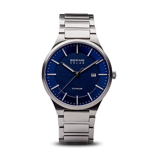 Bering Titanium Solar Watch Ref. 15239-777