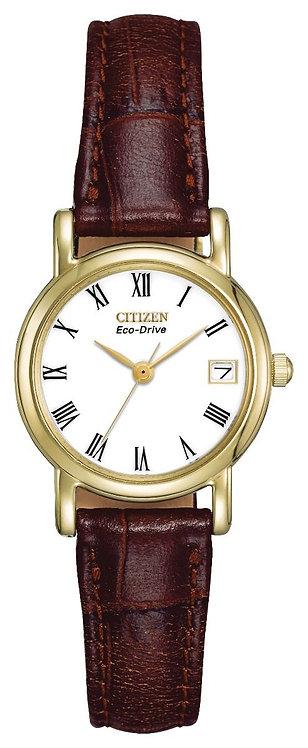 Citizen Ladies Strap Watch, EW1272-01B.